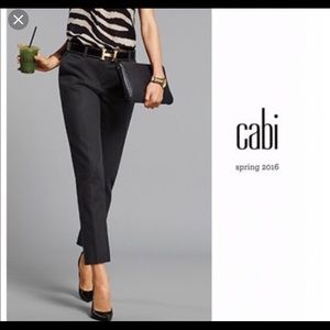 cabi size 4 Go-To Trouser NWT